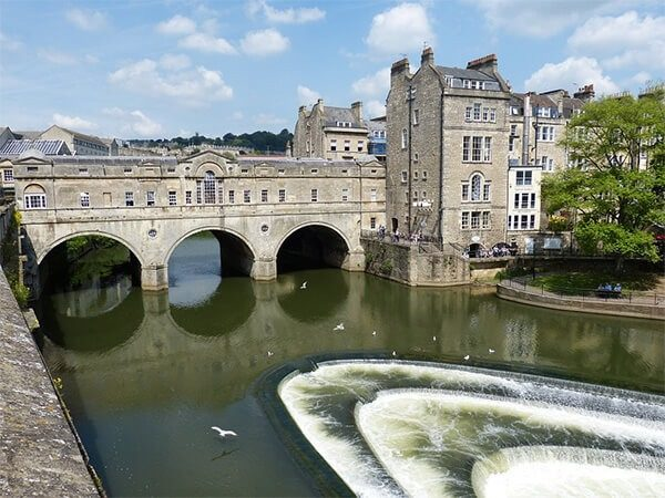 Free family things to do in Bath