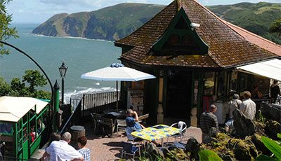 The Cliff Top Cafe