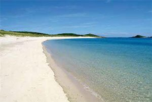 The Isle of Scilly Guide - St Marys - Beaches