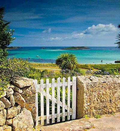 Welcome to The Isles of Scilly